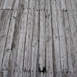 Old wooden floor background - Stock Photo