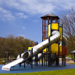 Stock Photo: Play park