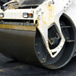 Road Roller - Stock Photo