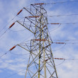 Electricity pylon — Stock Photo #2748278
