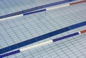 Swim Lanes — Stock Photo