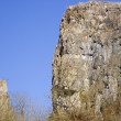 Cheddar gorge — Stock Photo
