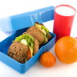 Stock Photo: Healthy lunchbox