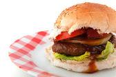 Hamburger — Zdjęcie stockowe