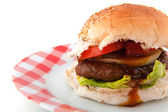 Hamburger — Stockfoto