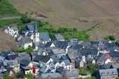 Little village in Germany — Stock Photo