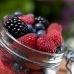 Fresh fruit outdoor — Stock Photo #2764074