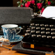 Vintage writing — Stockfoto