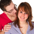 Young couple in love — Stock Photo #2764175