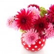Bouquet of Dahlias — Stock Photo