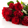 Bouquet red roses — Stock Photo #2880019