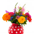 Stock Photo: Cheerful summer bouquet