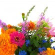 Cheerful summer bouquet — Stock Photo