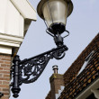 Old Dutch lantern — Stock Photo