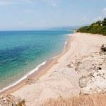 ������, ������: Tranquil empty beach