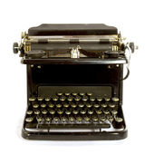 Type writer — Stock Photo