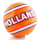Holandský fotbalový míč — Stock fotografie