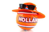 Dutch soccer — Fotografia Stock