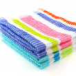 Stock Photo: Cleaning cloths