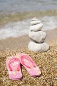 Leisure and meditation — Stock Photo