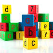 colorful blocks — Stock Photo #2931023