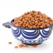 Stock Photo: brown beans