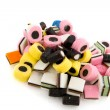 Licorice allsorts — Stock Photo #2932676