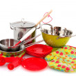 Kitchen equipment - Stock Photo