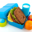 Lunch box — Stock Photo #2935804