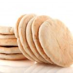 Pita flat bread — Stock Photo #2937267