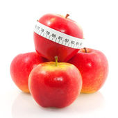 Manzanas para dieta — Foto de Stock