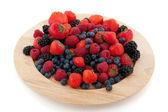 Çeşitlilik taze meyve — Stok fotoğraf