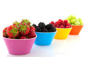 Fresh summer fruit — Stock Photo