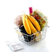 Daily shopping — Stock Photo