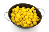 Aardappelen met peterselie — Stockfoto