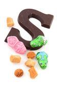 Sinterklaas candy — Stock Photo