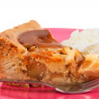Piece of apple pie — Stock Photo #3018792