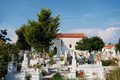 Greek graveyard — Foto de Stock