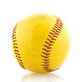 Used base ball — Stock Photo