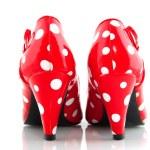 女士鞋用药物 — 图库照片