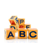 ABC — Stock Photo