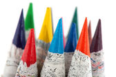 Chinese color pencils — Stock Photo