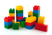 Construction blocs — Stock Photo