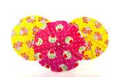 Summer parasols — Stock Photo