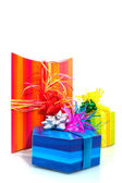Colorful presents — Stock Photo