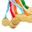Medals for the winner — Stock Photo #3480370