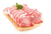 Pork chops — Stock Photo