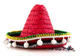 Spanish sombrero — Stock Photo