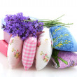 Scented sachets from the Provence — Stock Photo