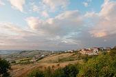 San Marino landscape — Stock Photo
